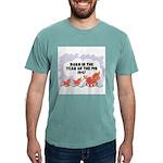 born-year-pig-1947 Mens Comfort Colors Shirt