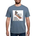 FIN-goats-you-kid.png Mens Comfort Colors Shirt