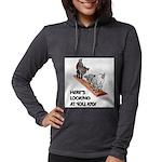 FIN-goats-you-kid.png Womens Hooded Shirt
