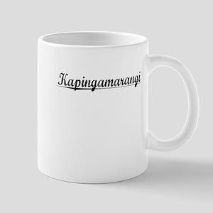 Kapingamarangi, Aged, Mug