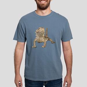 Bearded Dragon Mens Comfort Colors Shirt