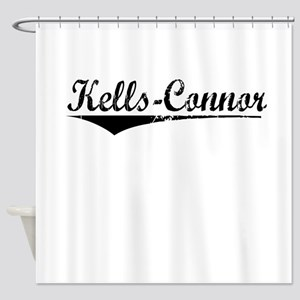 Kells-Connor, Aged, Shower Curtain