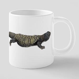 Mali Uromastyx 20 oz Ceramic Mega Mug