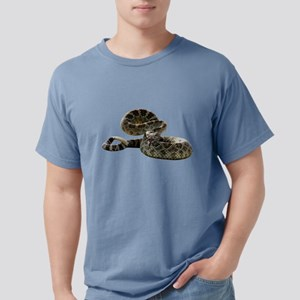FIN-rattlesnake Mens Comfort Colors Shirt