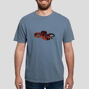FIN-milk-snake2 Mens Comfort Colors Shirt