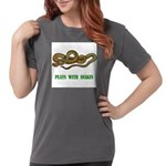 plays-with-snakes.t... Womens Comfort Colors Shirt
