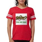 plays-with-snakes.t... Womens Football Shirt
