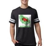 plays-with-frogs.ti... Mens Football Shirt