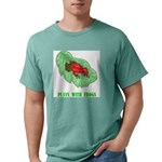 plays-with-frogs.ti... Mens Comfort Colors Shirt