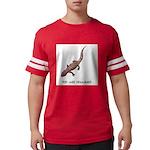 plays-with-salamand... Mens Football Shirt
