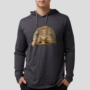 FIN-tortoise-CROP.p... Mens Hooded Shirt