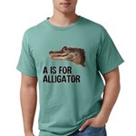a-is-for-alligator Mens Comfort Colors Shirt