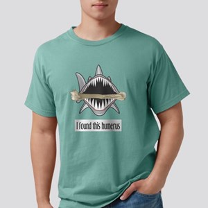 Funny Shark Mens Comfort Colors Shirt