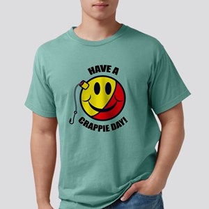 FIN-have-crappie-day Mens Comfort Colors Shirt
