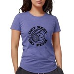 FIN-get-reel-go-fish-black Womens Tri-blend T-