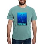tropical-fish-CROP-text Mens Comfort Colors Sh