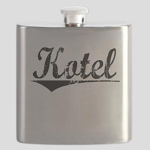 Kotel, Aged, Flask