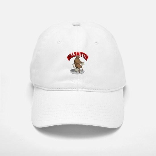 Bullshitter Baseball Baseball Cap