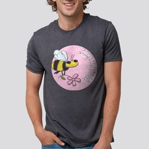 Save The Bees Mens Tri-blend T-Shirt