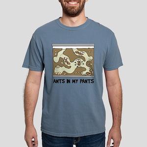 FIN-ant-farm Mens Comfort Colors Shirt
