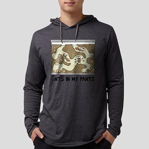 FIN-ant-farm Mens Hooded Shirt