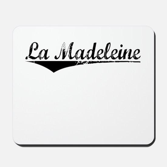 La Madeleine, Aged, Mousepad