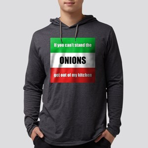 onions-italy Mens Hooded Shirt