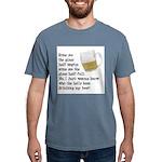 FIN-glass-half-full.png Mens Comfort Colors Shirt