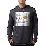 FIN-glass-half-full.png Mens Hooded Shirt