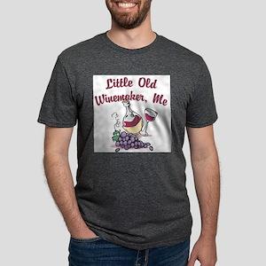 FIN-red-winemaker Mens Tri-blend T-Shirt