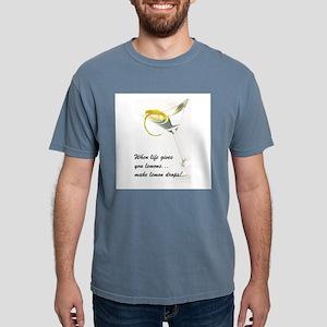 FIN-lemon-drops Mens Comfort Colors Shirt