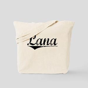 Lana, Aged, Tote Bag