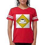 coffee-crossing-sig... Womens Football Shirt