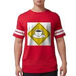 coffee-crossing-sig... Mens Football Shirt