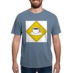 coffee-crossing-sig... Mens Comfort Colors Shirt