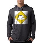 coffee-crossing-sig... Mens Hooded Shirt