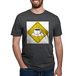 coffee-crossing-sig... Mens Tri-blend T-Shirt