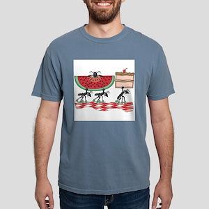 funny-picnic Mens Comfort Colors Shirt