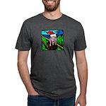 the-scream.jpg Mens Tri-blend T-Shirt