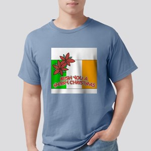 FIN-irish-merry-christmas Mens Comfort Colors