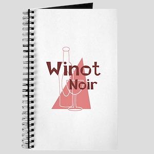 Winot Noir Journal