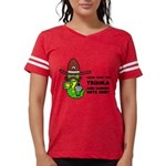 Tequila Humor Womens Football Shirt
