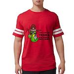 Tequila Humor Mens Football Shirt