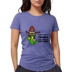 Tequila Humor Womens Tri-blend T-Shirt