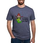 Tequila Humor Mens Tri-blend T-Shirt