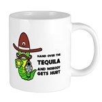 Tequila Humor 20 oz Ceramic Mega Mug
