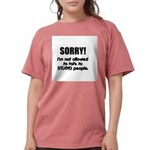 stupid-people.png Womens Comfort Colors Shirt