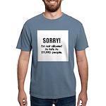 stupid-people.png Mens Comfort Colors Shirt