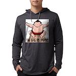 FIN-big-in-japan Mens Hooded Shirt