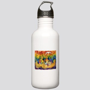 Born In His Heart Stainless Water Bottle 1.0L